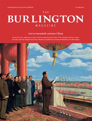 The Burlington Magazine - October 2021 - Art in twentieth-century China