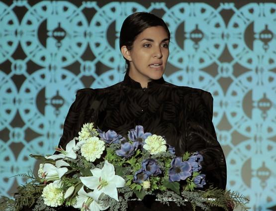 Heba Y. Amin: When I see the future, I close my eyes
