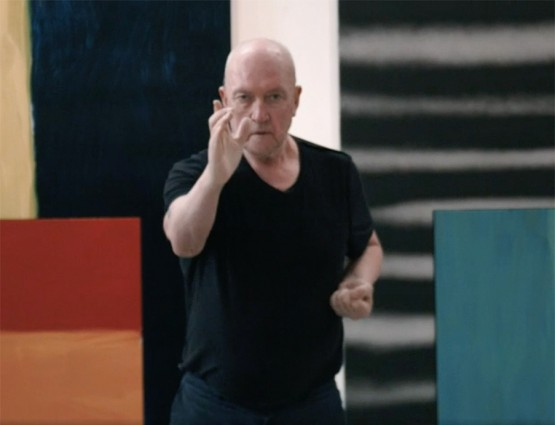 Sean Scully: Flying by the seat of his pants
