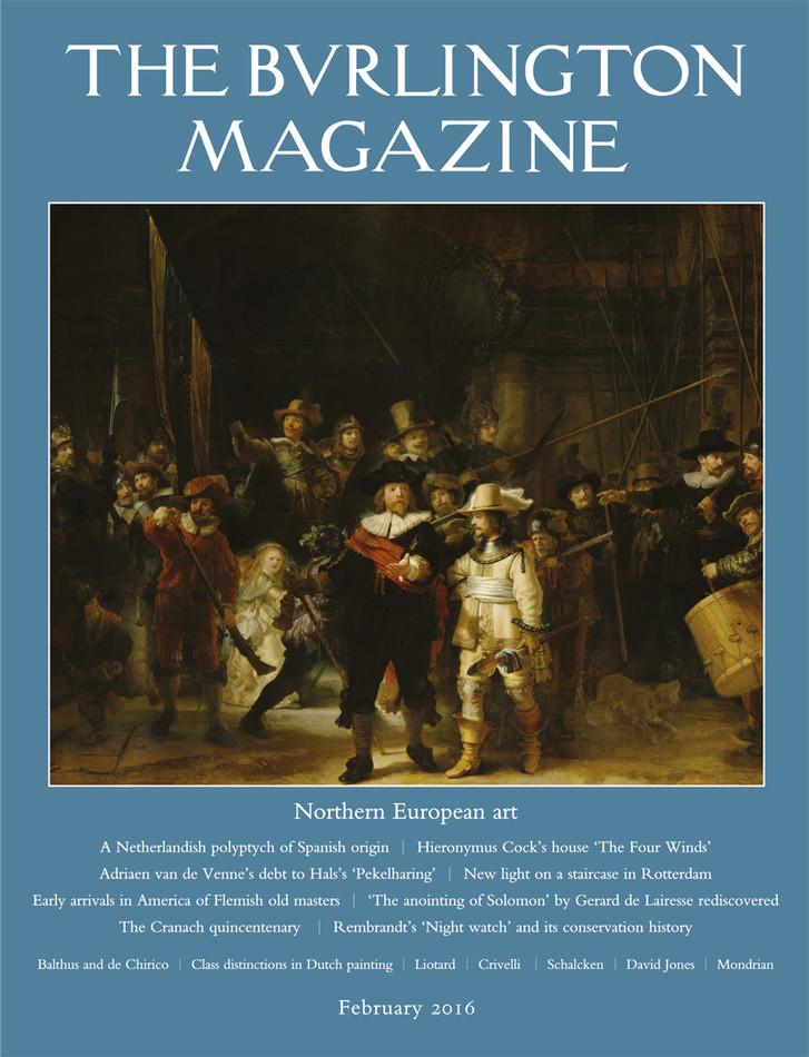 Image result for burlington magazine